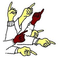 Ces gestes qui nous montrent du doigt…