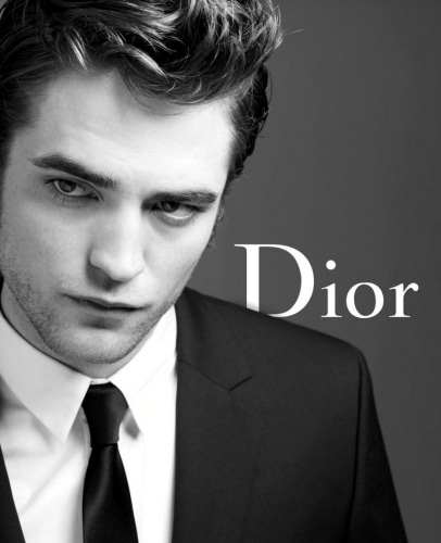 L'acteur Robert Pattinson devient la nouvelle égérie de Dior