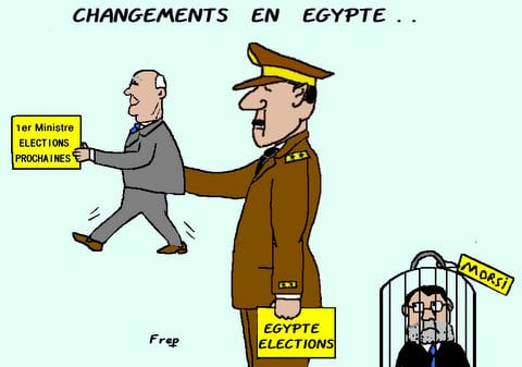 Changements  en  Egypte  . .