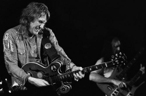 ALVIN LEE & TEN YEARS AFTER la légende du rock'n'roll !