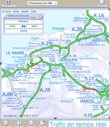 France : les autoroutes plus chères que le TGV