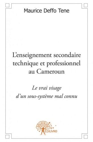Exclusif : Maurice Deffo Tene décrypte l'enseignement technique camerounais dans un livre