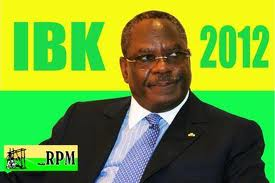 Mali : IBK le favori !