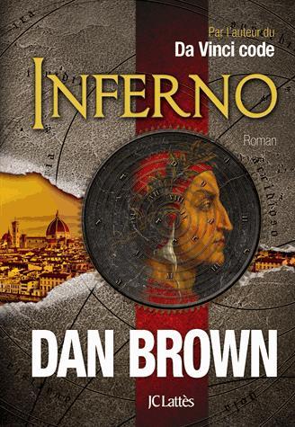 INFERNO, le dernier roman de Dan BROWN