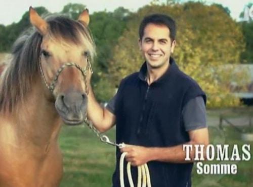 Polémique : Un agriculteur de «L'amour est dans le pré» accusé d'acte de cruauté envers un cheval !