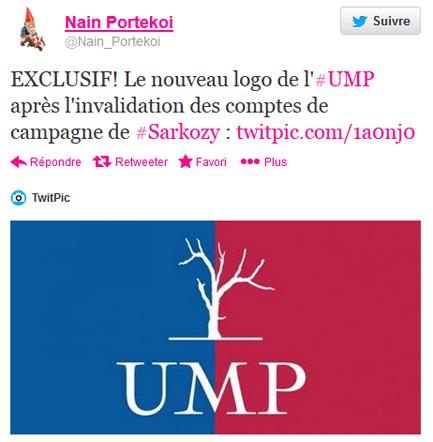 Sarkozy failli, faute de contribuables, en appelle à la charité