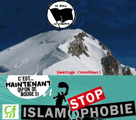 Islam et islamophobie : l'heure serait à la solidarité laïque ?