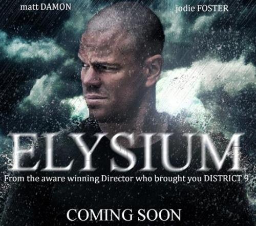 ELYSIUM : la lutte des classes revisitée par Neill Blomkamp !