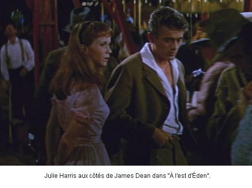L'actrice Julie Harris nous a quittés