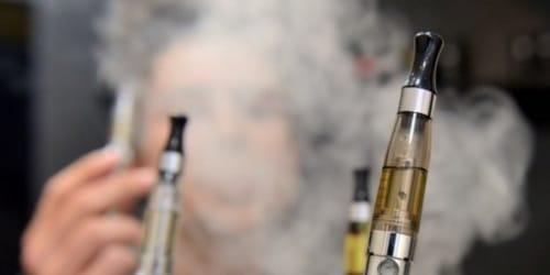 Les cigarettes électriques seraient aussi nocives pour la santé