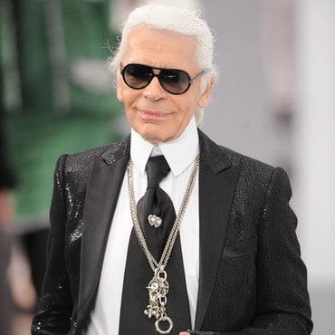 Karl Lagerfeld ne dévoilera pas un centimètre de peau à Saint Tropez !