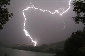Mes carnets de voyage : un orage innoubliable