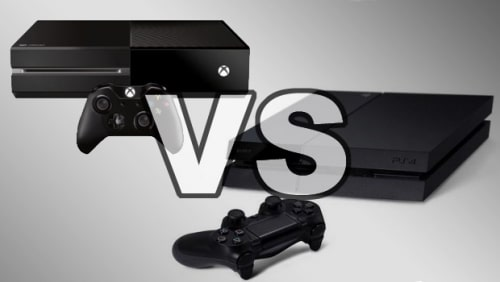 Xbox One VS PS4, le match continue …