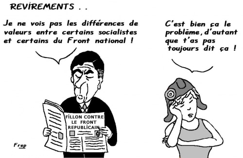 Revirements  à  l'UMP  !