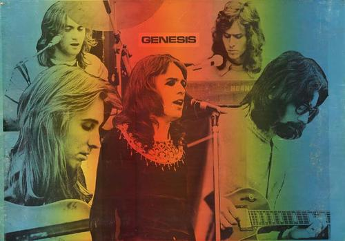 Grands Groupes de Rock: GENESIS.