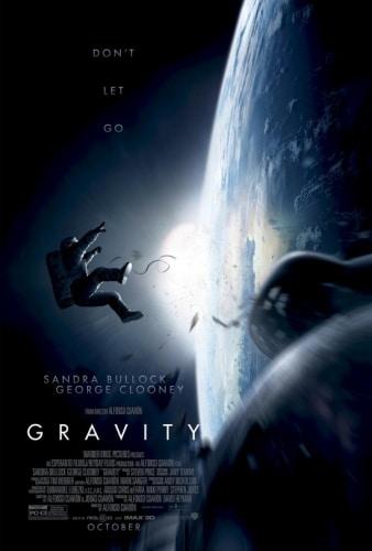 GRAVITY : tout simplement une révolution cinématographique !