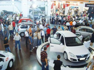En Algérie , l'automobile est reine!
