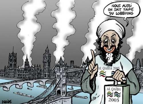 LE FANTASME AL QAIDA : Le pouvoir des cauchemars.