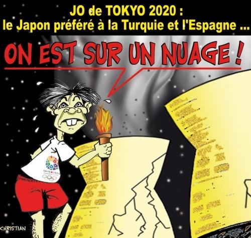 JO au Japon … Après les retombées atomiques, retombées économiques ?