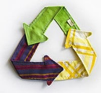 Récup' de vieux vêtements : quand mode et caritatif font bon ménage