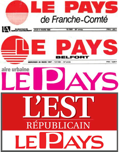 Le quotidien L'Alsace a perdu ses éditions franc-comtoises