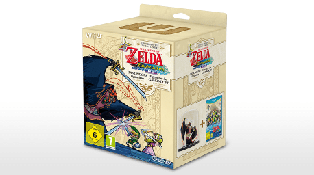 Zelda The Wind Waker HD : comparaison des Collectors Wii U et GameCube