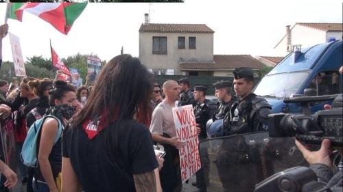 Nouvelle manifestation anti-corrida muselée : arrêtons le massacre