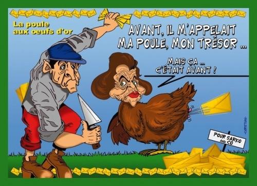 Nicolas Sarkozy est quasiment le seul qui va échapper à un procès en correctionnelle …