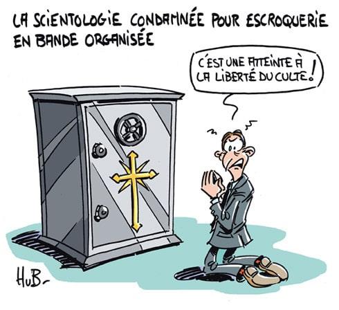 La scientologie condamnée