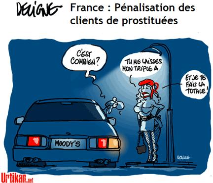 Prostitution : une loi qui fabriquera des « clients »