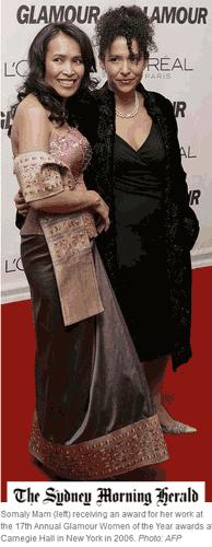 Humanitaire : Somaly Mam, émule des sœurs du Bon-Pasteur ?