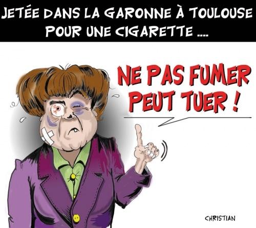 NE PAS FUMER TUE !