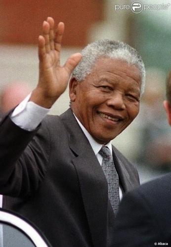 NELSON MANDELA :  Décès d'un Humaniste Pacifiste !