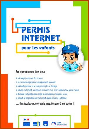Le permis internet ? C'est pour aujourd'hui !