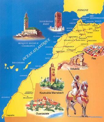 Maroc : entre l'Islam et l'Europe , quel choix ?