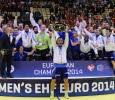 Magnifique victoire des Bleus en finale de l'Euro de handball !