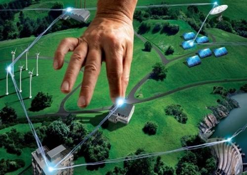Solutions énergétiques : investissements en baisse, sauf pour les smart grids