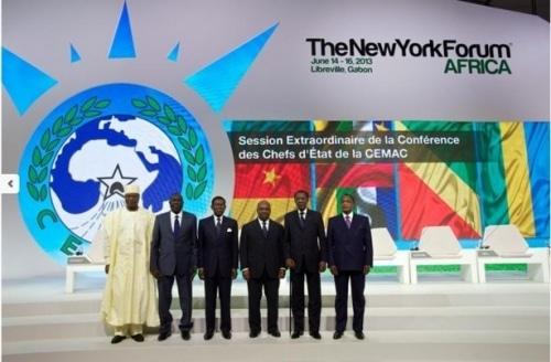 New York Forum Africa à la croisée des mondes
