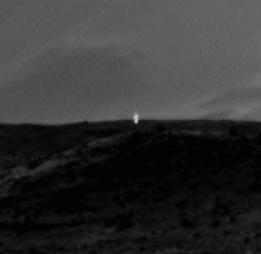 Le Flash sur Mars, la Presse et les OVNI