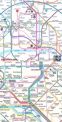Revoir les plans des métros, la « vocation » de Jug Cerovic