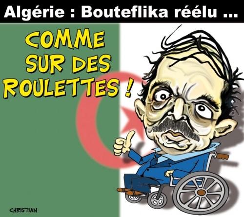 Elections algériennes …