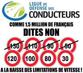 Sécurité routière : la LDC mène campagne