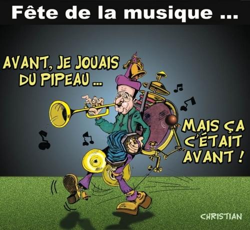 Fête de la musique …