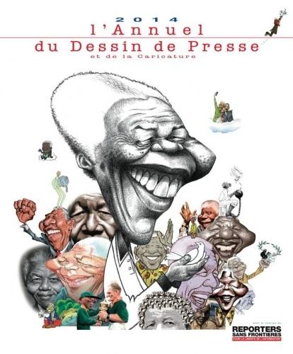 L'Annuel du Dessin de Presse et de la caricature 2014 est en librairie !