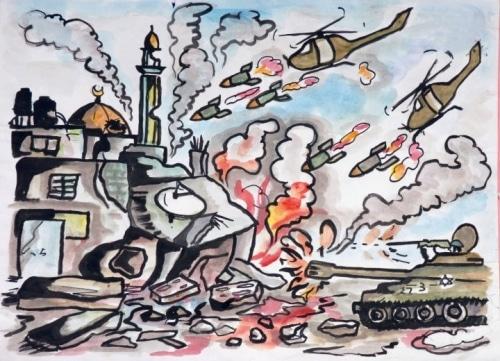 GAZA : Violation du Cessez-le-feu. Mais à qui Profite le crime ?