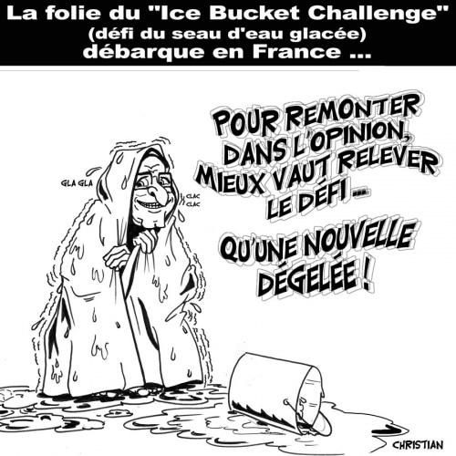 «Ice Bucket Challenge»