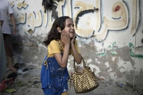 Embrasement de Gaza après le rapt de Hadar Goldin ?