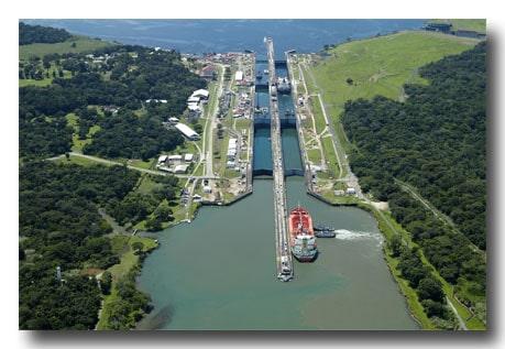 Le Canal de Panama et les autres trésors de l'isthme
