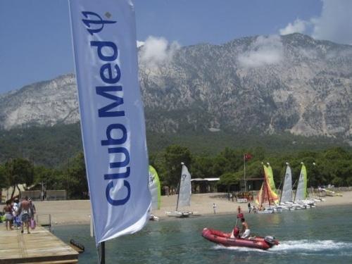 Rebond franco-chinois pour le Club Med