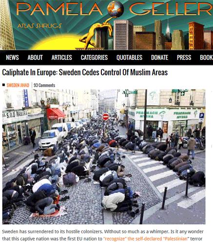 Islamophobie : tout est bon pour l'alimenter ?